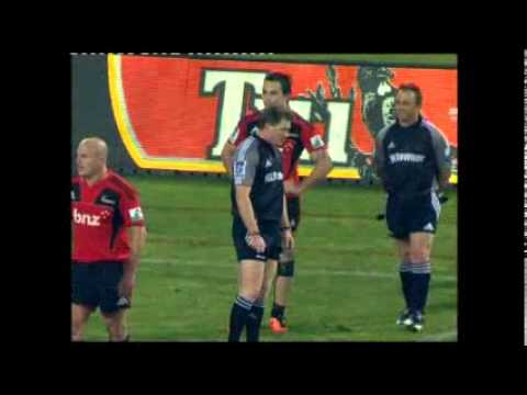 Super Rugby Week 14 highlights 2011