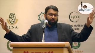 Video: The Theory of Evolution in Islam - Yasir Qadhi