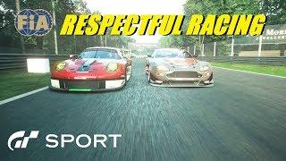 Gt Sport Respectful Racing Fia Manufacturer Round 4 Audio Fix