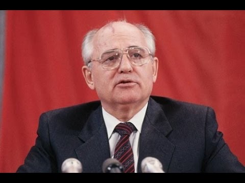 Mikhail Gorbachev warns of new cold war over Ukraine
