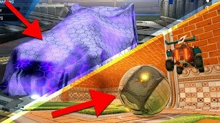 Rocket League Mystery Decal Wager (Its a prank)