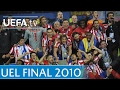 2010 UEFA Europa League final - Atlético-Fulham