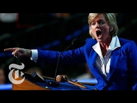 Election 2012 | Jennifer Granholm's DNC Speech | The New York Times
