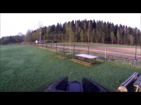 Parrot AR Drone 2.0 range test 2 with Wlan Extender