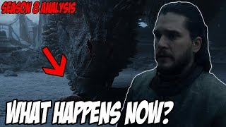 Game Of Thrones What Happens NEXT? Season 8 (Analysis)