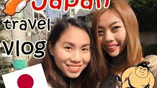 [Tram's Suitcase] VLOG   Du lịch Nhật Bản - Tokyo Part.1 Bước chân đầu tiên trên vùng đất mơ ước