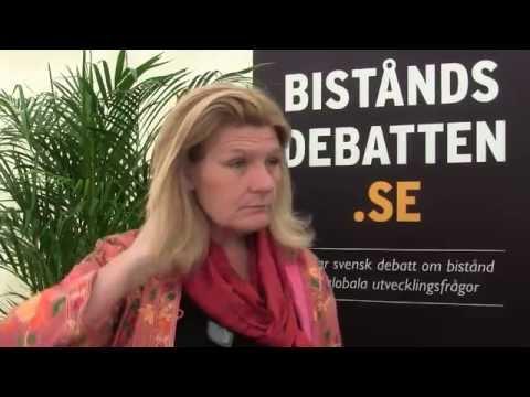 Almedalen 2016 - Cecilia Uddén (Sveriges Radio)