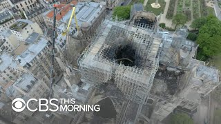 Notre Dame Cathedral fire may have been caused by electrical problem: report