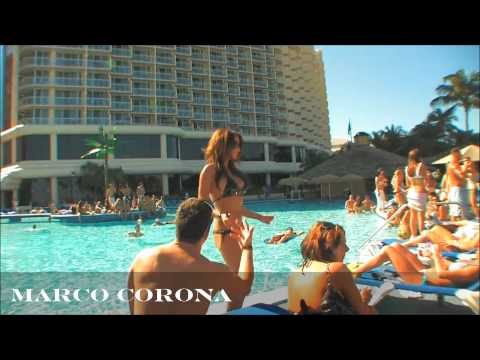 Michel Tel - Ai Se Eu Te Pego (Mark Corona Re-Edit Bootleg) (Bikini Party Video)