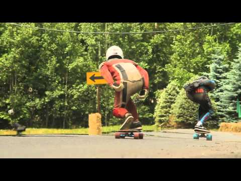 Windham I Love DH - Bustin Boards Custom Longboards