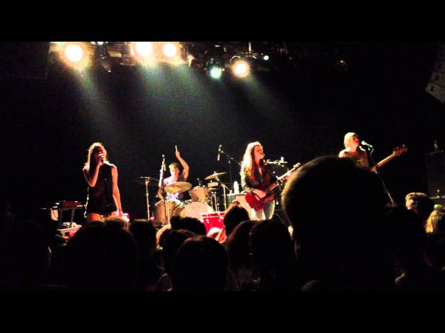Haim - Don't Save Me (12.15.12 NYC)