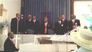 """Be Blessed My Brother"", MMMBC Male Chorus"