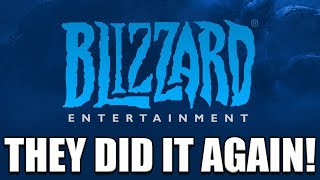 BLIZZARD DOES IT AGAIN! They Suspend ANOTHER Hearthstone Team!
