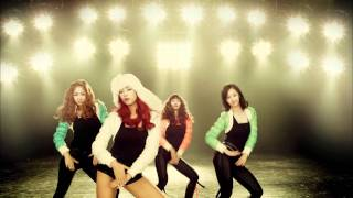 Клип Sistar - How Dare You