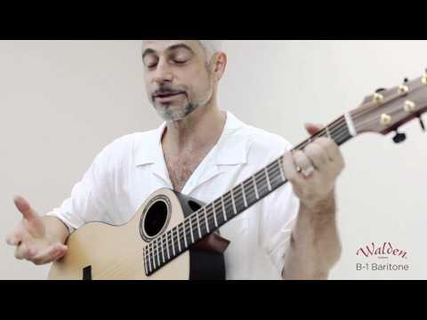 Walden Guitars - B1 Baritone