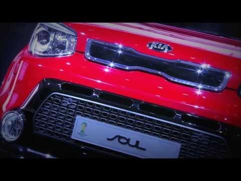 KIA IAA 2013 Frankfurt Motor Show - KIA Soul Unveil Raw Footage