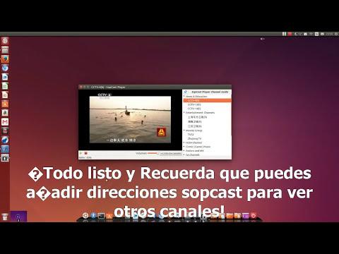 Como instalar Sopcast en Ubuntu 14.04 LTS / Linux Mint 17