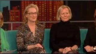 Meryl Streep - The View (The Iron Lady)