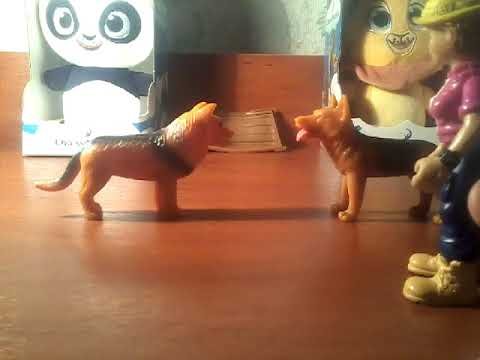 Сериал ( Собачья жизнь ) 2 серия