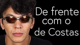 DE FRENTE COM O DE COSTAS - Julio Cocielo