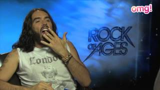 My infamous 'interview' with Russell Brand