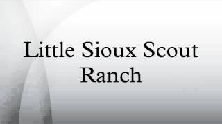 Little Sioux Scout Ranch
