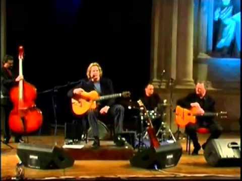 John Jorgenson In Concert @ Teatro Olympico Vincenza, Italy.