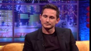 """Frank Lampard"" The Jonathan Ross Show Series 5 Ep 2 19 October 2013 Part 3/5"