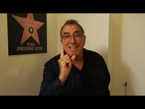 "INTERVIEW - ""Hocus Pocus"" Director Kenny Ortega And Composer John Debney At El Capitan Theatre"