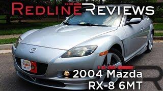 2004 Mazda RX-8 6MT Review, Walkaround, Exhaust & Test Drive