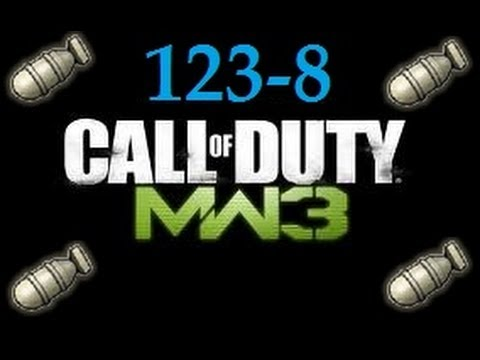 MW3 MP7 QUAD MOAB w/ 77s MOAB!!