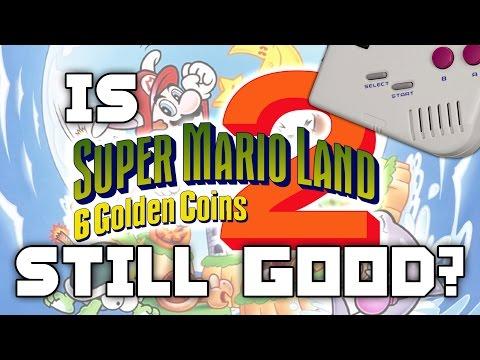 Is Super Mario Land 2: 6 Golden Coins Still Good? - IMPLANTgames