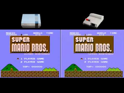 NES Front Loader vs Top Loader