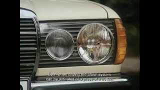 Mercedes Benz W123  Documentary
