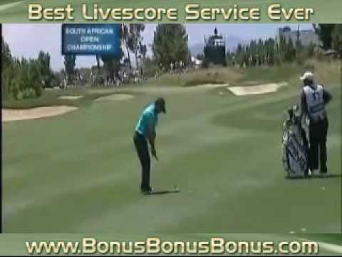 Day 4 Highlights 2008 South Africa Open Championship Video
