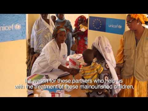 EU food security northern Mali - Mariam's story
