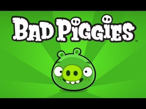 Bad Piggies - All Levels Ground Hog Day Levels 3 Star Walkthrough 1-1 thru 1-IX