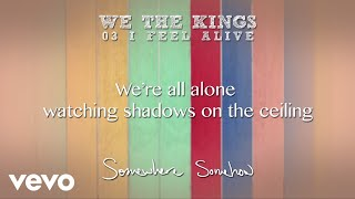 We The Kings - I Feel Alive