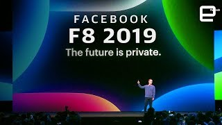 Facebook39s F8 2019 keynote in 13 minutes