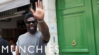 London's Best Burrito in Paris: Chef's Night Out with Shay Ola