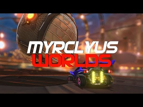 MYRCLYUS - WORLDS (BEST GOALS, CEILING SHOTS, DRIBBLES)