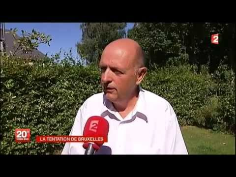 BERNARD ARNAULT: LA TENTATION DE BRUXELLES.