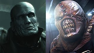 Deciphering The Design of Mr. X, And How He Sets Up Nemesis For A Resident Evil 3 Remake