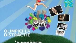 Poiana Urbană: program 6-12 august