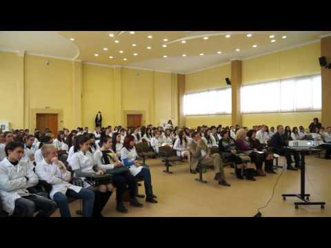 Видео: О моральном выборе. Беседа в Пятигорском медико-фармацевтическом ин