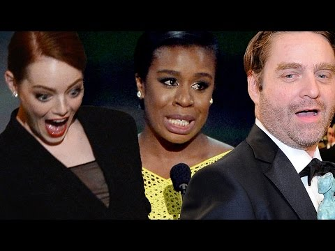 Best Moments From The 2015 SAG Awards