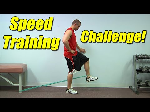 Speed Training - Sprint Faster In 14 Days