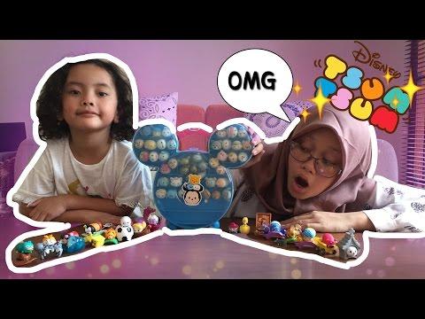 LUCU BANGETTT!! (TSUM TSUM MYSTERY PACK 😍) ~ Qaniya Tsabita thumbnail