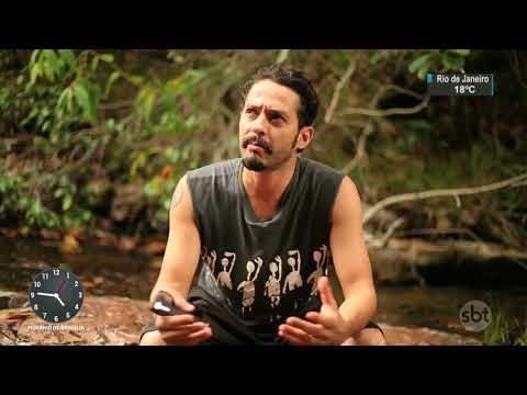 Parque na Bahia reúne história, biodiversidade e ecoturismo - parte 3   SBT Notícias (18/08/17)