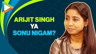 Shilpa Rao: I Won't Be Able Ask Lata Mangeshkar Anything, I'd be SPEECHLESS | Rapid Fire